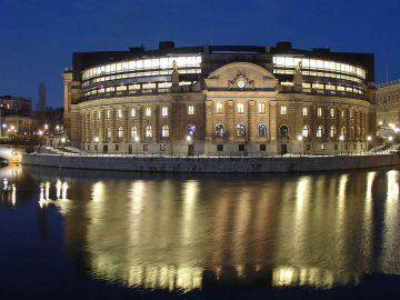 Руководство Конгресса азербайджанцев Швеции встретилось с представителями правящей партии страны