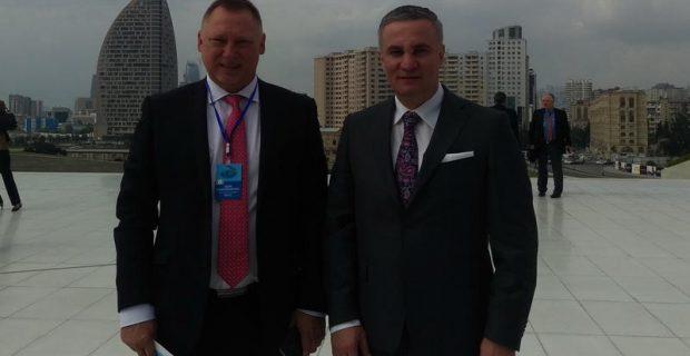 Легенда азербайджанского футбола создал «Нефтчи» в Стокгольме